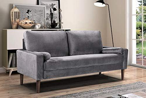 US Pride Furniture , Sofa, Grey