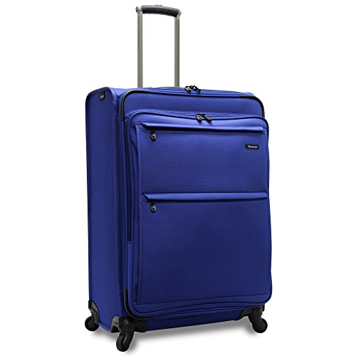 (Pathfinder Revolution Plus 29 Inch Expandable Spinner  with Suiter, Cobalt Blue, One Size)