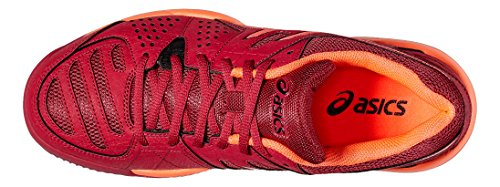 Asics - Gel Padel Pro 3 Sg, color rojo, talla UK-6.5
