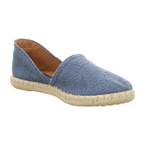 VERBENAS Women's 058scc-0009-0001 Loafer Flats Azure MmNe9K7nh