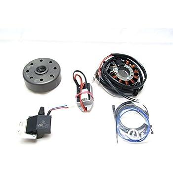 powerdynamo vape ignition system stator honda cy50 cy 50 cb50 cb 50 dc  system