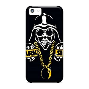 Hard Plastic Iphone 5c Cases Back Covers,hot Dark Side Cases At Perfect Customized