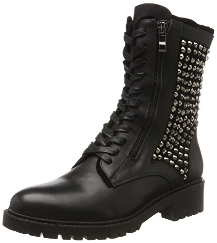 CINTI Df15040b-013, Women's Combat Boots Black (Nero 001)