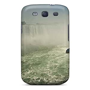 For Galaxy S3 Protector Cases Waterfalls Free No Words Phone Covers