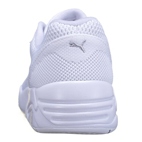 R698 Mode V2 Homme Blanc Puma Mesh Baskets Knit dtqxavwXZv