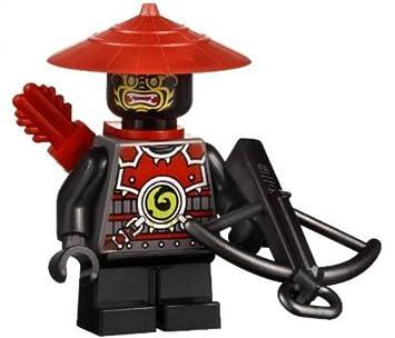 Lego Ninjagotm Minifigur Stone Warrior Stein Samurai Späher Aus