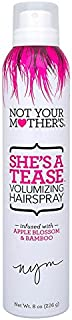 product image for Not Your Mother's She's A Tease Volumizing Hairspray, 8 Ounce