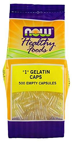 NOW Foods Gelatin Capsules caps