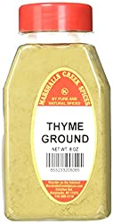 Marshalls Creek Kosher Spices Thyme Ground 8 Oz