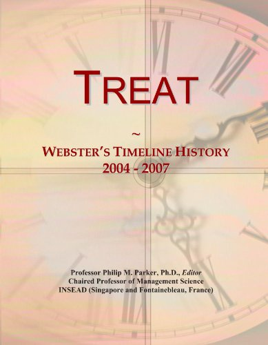 Treat: Webster's Timeline History, 2004 - (Icon Treat)