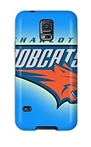 5482380K932956451 charlotte bobcats nba basketball (12) NBA Sports & Colleges colorful Samsung Galaxy S5 cases