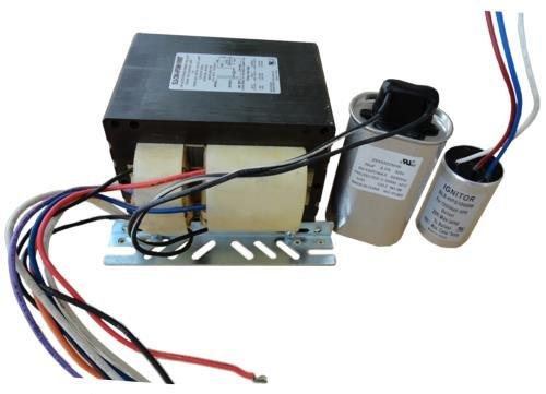 Lighting Components Ready to Grow HPS 1000 Watt Ballast Kit
