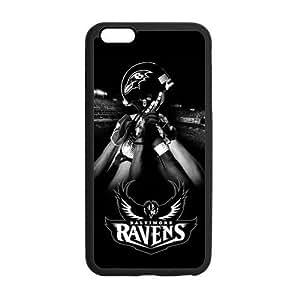 Onshop Baltimore Ravens Super Bowl Custom Case for iphone 5s (Laser Technology)
