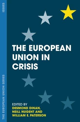 The European Union in Crisis (The European Union Series)