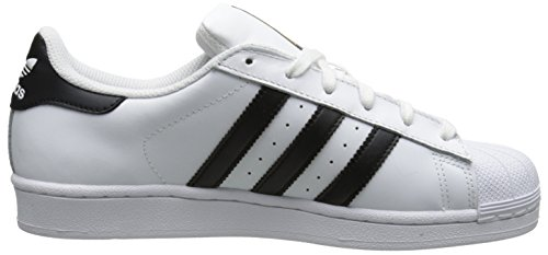 Adidas la de deporte negro blanco blanco zapatilla Originals SuperstarFashion EqnxwXBCEr