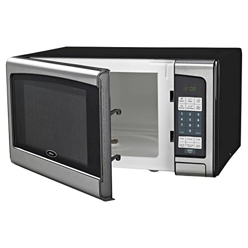 1.1 Cu. Ft. 1000 Watt Digital Microwave Oven - Stainless Steel OGJ41101
