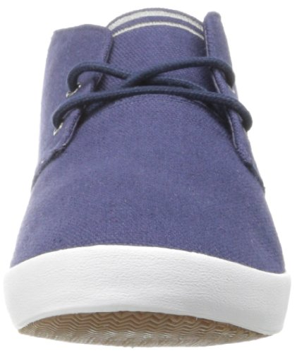 Fred Perry Byron Mid Heavy Canvas B4205266, Baskets Mode Homme