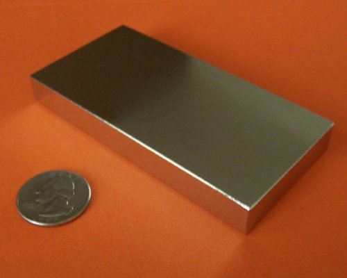 Applied Magnets 4'' x 2'' x 1/2'' by Applied Magnets