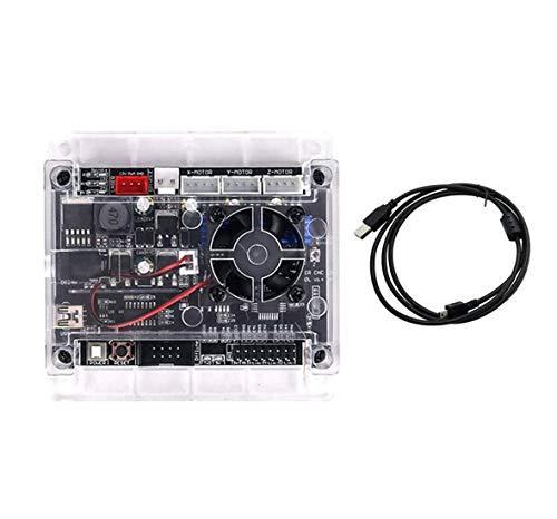 3 Axis GRBL 1.1f USB Port CNC Engraving Machine Control Board Engraver Milling Laser Machine Controller board