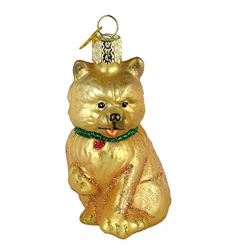 Cairn Terrier Glass Ornament Dog Decoration 12376