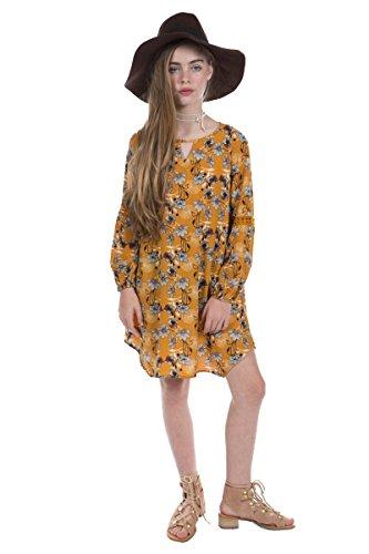 Project People LA Tween Girls Prue Woven Dress & Yram Duster Set -Medium by PPLA