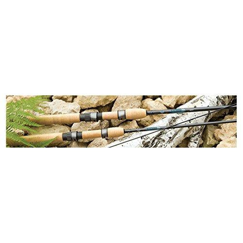 St. Croix Avid Series Salmon Spinning Rod, AVS96MF2 (Series Spinning Rod Salmon)