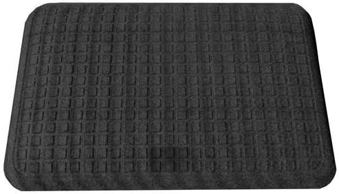 Sit Stand Smart Mat Charcoal Black for Carpets SMBL7-0001