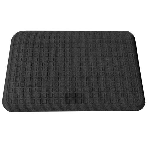(Sit Stand Smart Mat Charcoal Black for Carpets SMBL7-0001)