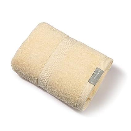 Mano towel-cotton grosor toalla de cara toallas de algodón absorbente Hombres y Mujeres adultos