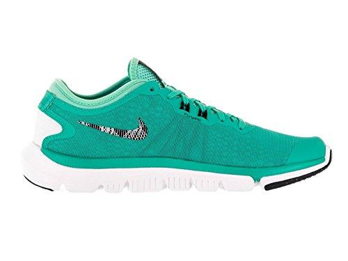 Nike Vrouwen Flex Hoogste Tr 4 Dwarstrainer Jade / Turquoise / Black