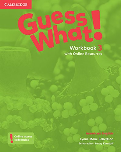 Guess What! - Workbook. Level 3 (+ Online Resources)