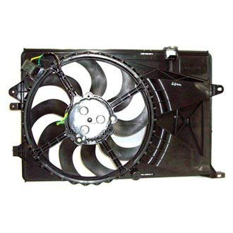 Replacement Radiator Fan Assembly Fits Chevy Sonic: Hatchback/Sedan 1.4L Automatic Transmission