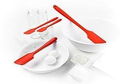 GIR: Get It Right Premium Silicone Pro Spatula, 16 Inches, Red