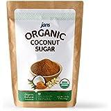 Jans Organic Coconut Sugar 16 oz (1.0 lb) (16 Ounces)