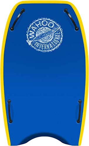 BullyBoard – Buffalo Tandem Bodyboard 57″ – Original Board Built for 2 Adults or 1x 400+ Lb's! ~ High Performance Pro Competition Quality Board ~ 4 Handles, Poly Core for Handling, Extremely Durable!