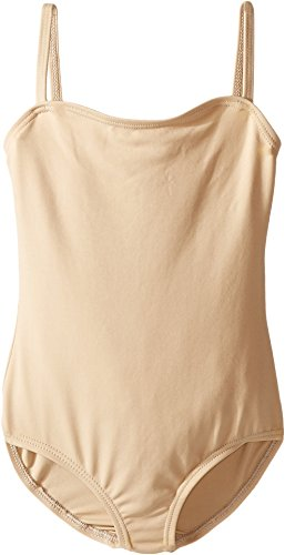 Girth Measurement For Costumes (Capezio Youth Camisole Leotard, Nude-LG 12/14)
