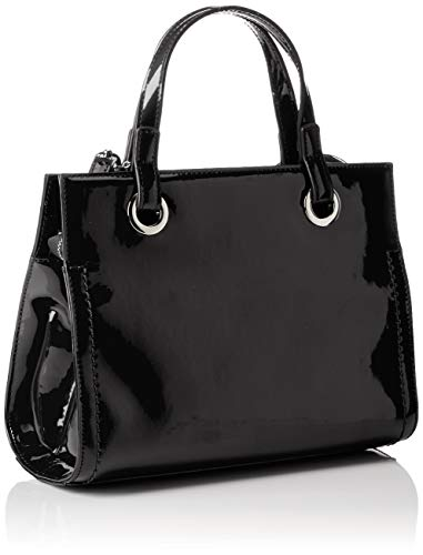 Donna Nero Bag Exchange Shopping Small Tote Armani black Borse OntYw0qUxU