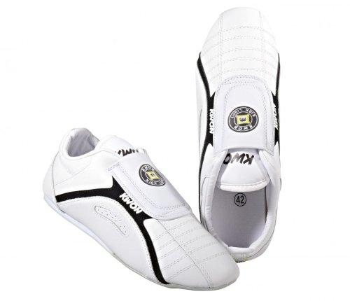 pour de combat Blanc sports EU 34 homme spécial Kwon Chaussures Blanc qwXtxBI