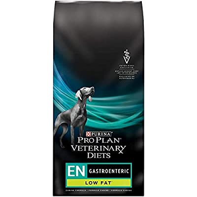 Purina Pro Plan Veterinary Diets Low Fat EN Gastroenteric Dry Dog Food 6 lb