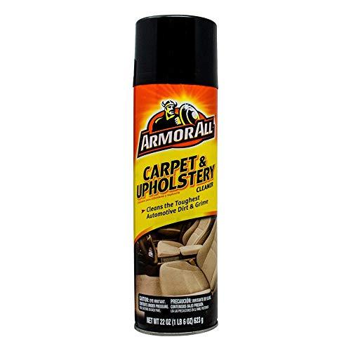 (Armor All Carpet & Upholstery Cleaner Aerosol (22 ounces))