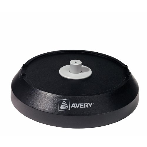 Avery CD/DVD Label Applicator ( 5699 ), Black