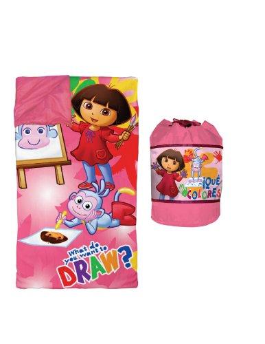 Nickelodeon Dora Slumber Duffle