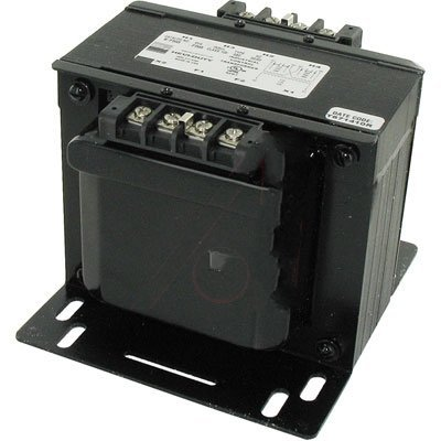 SOLA-HD E750, Transformer, Ind. Cntrl, Encapsulated, 240/480 V Pri, 120 V Sec, 750 VA ()