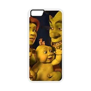 Shrek For iPhone 6 Plus Screen 5.5 Inch Csae protection phone Case DXU351126