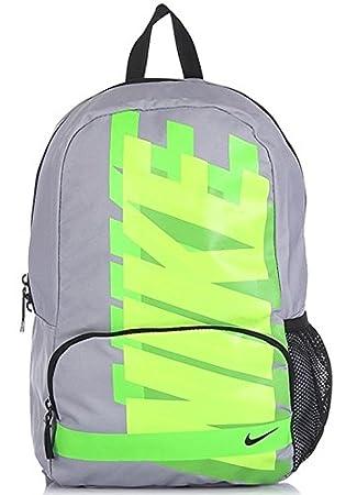 nike backpack grey