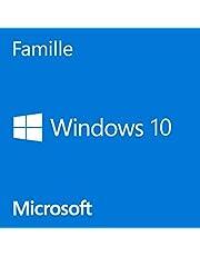 Windows 10 Famille (HOME) 32/64 bits | Licence Français | Clé d'activation originale | Livraison par e-mail