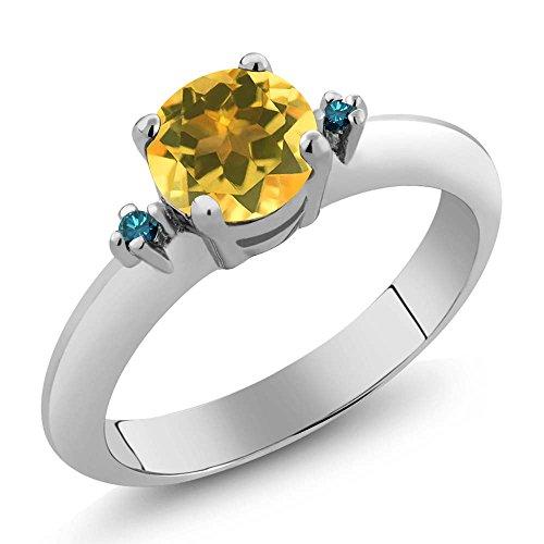 0.72 Ct Radiant Diamond - 7