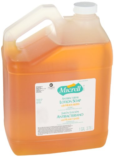 Gojo 975504ct Micrell Antibacterial Lotion Soap Light