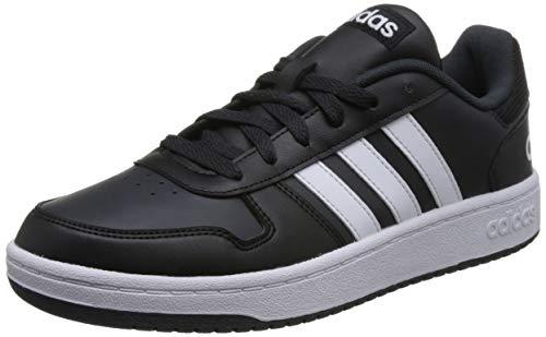 Hoops Pour Adidas negb Noirs 0 2 Baskets Hommes HrqxqzdU