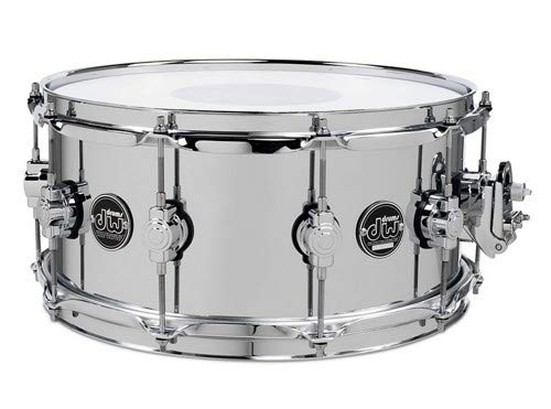 DW Performance Series Steel Snare Drum 14 x 6.5 in. by DW